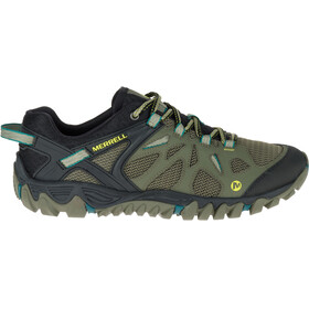 Merrell All Out Blaze Aero Sport - Chaussures Homme - noir/olive